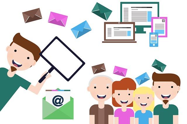 pošta a lidé